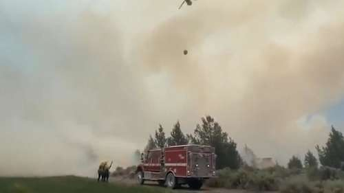 Canada Heat Wave: British Columbia faces wildfires; evacuation ordered for town engulfed in flames