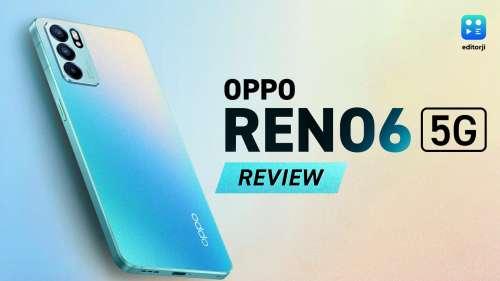 Oppo Reno 6 5G Review: Better value than Reno 6 Pro?