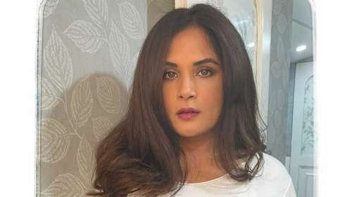Richa Chadha takes a dig at Donald Trump in her latest post