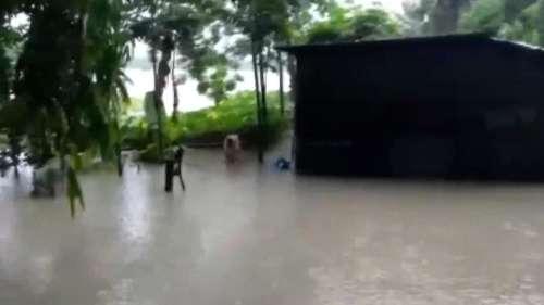 Monsoon ने हर जगह बजाई खतरे की घंटी, मध्य प्रदेश और राजस्थान में रेड अलर्ट