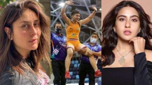 भारत के लिए गोल्ड मेडल लेकर आईं Priya Malik, बॉलीवुड सेलेब्स ने दी बधाई