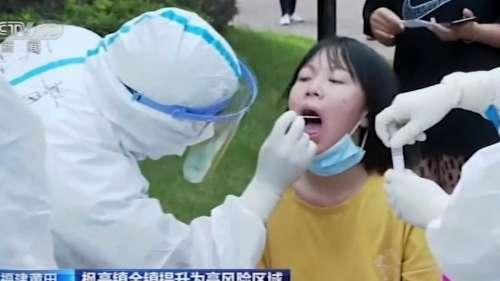 Covid-19 delta case surge again: China locks down Fujian city of 4.5 million people