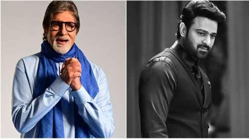 Project K: 'Baahubali' Prabhas welcomes 'Guru' Amitabh Bachchan