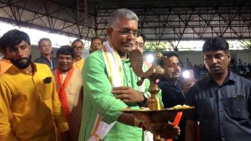 BJP के दिलीप घोष बोले- शायद लोगों ने TMC से आए नेताओं को स्वीकार नहीं किया