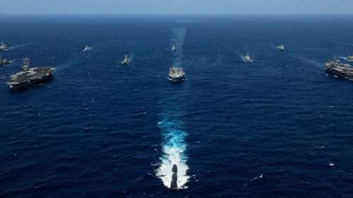 Malabar drills: Navies of Quad countries kick off second phase of Malabar exercise