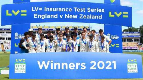 Kiwis tame the 3 Lions, clinch 1st Test series in England since 1999