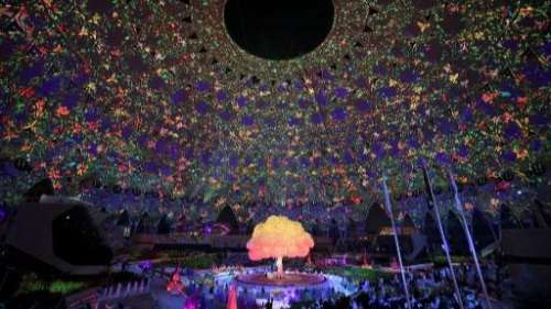 Watch: The Dubai Expo 2020 goes underway, dazzled with a $7 billion bill