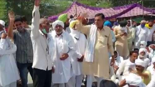 Farmers Protest: बेनतीजा रही कुंडली बॉर्डर खोलने के लिए बनी हाई-पावर कमेटी की बैठक, नहीं आये किसान