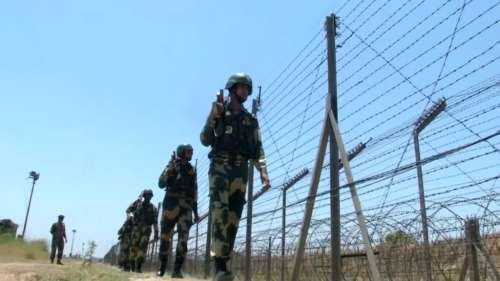 India lodges strong protest with Pakistan over drone activities in Jammu region
