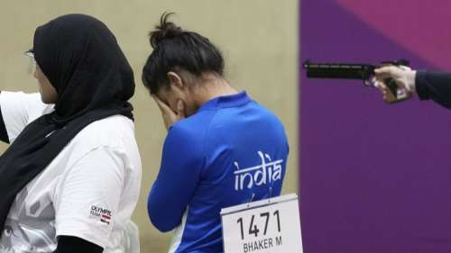 How a gun breakdown stopped Manu Bhaker from making it to 10m Air Pistol final