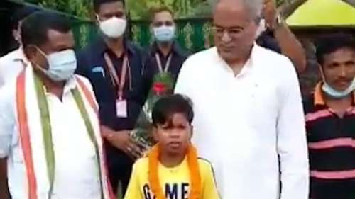 'Bachpan ka pyaar...': Chhattisgarh boy's song is breaking the internet