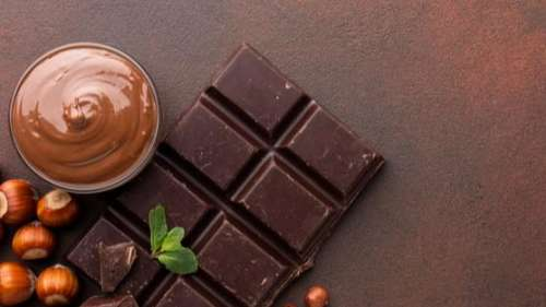Can eating milk chocolate in the morning help in weight loss?
