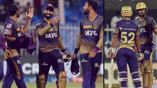 The Knights' ride: from 7th in the India leg to storming into IPL 2021 final