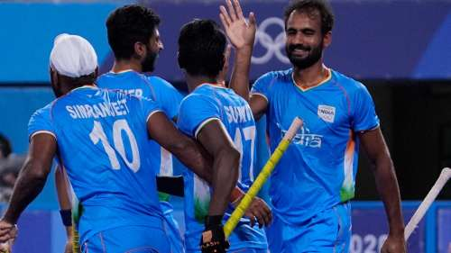 Tokyo Olympics: पुरुष हॉकी में भारत ने क्वार्टर फाइनल में जगह बनाई, जापान को 5-3 से हराया