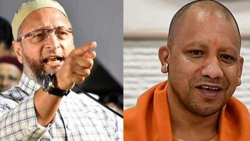 Look at socio-economic indicators of UP Muslims: Owaisi retorts to Yogi's 'Abba Jaan' remark