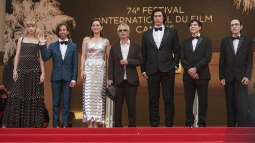 Cannes 2021: Adam Driver and Marion Cotillard kick off film festival with 'Annette'