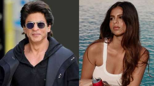 Shah Rukh Khan's comment on daughter Suhana Khan's pic is unmissable