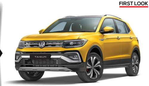 Volkswagen Taigun first look