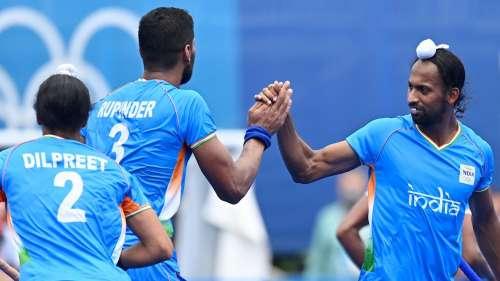 Tokyo Olympics : আর্জেন্টিনাকে ৩-১ গোলে হারিয়ে শেষ আটে ভারতীয় হকি দল