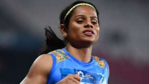 Setback for Dutee Chand