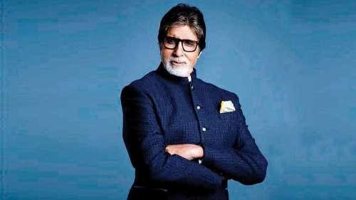 Amitabh Bachchan urged to drop pan masala ad campaign by NGO