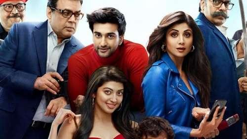 Shilpa Shetty:ডিজনি প্লাস হটস্টারে মুক্তি পেল হাঙ্গামা ২, টুইট বার্তায় কী লিখলেন শিল্পা ?