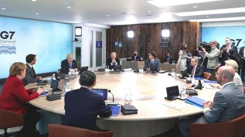 G-7 देश कोरोना 'सोर्स' की निष्पक्ष, पारदर्शी और साइंटिफिक जांच पर सहमत
