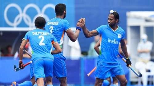 क्वार्टर फाइनल में भारत