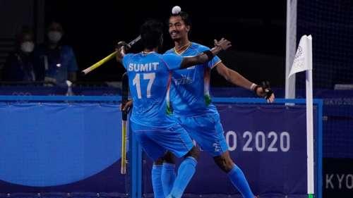 Tokyo Olympics:भारतीय पुरुष हॉकी टीम 49 साल बाद सेमीफाइनल में पहुंची, QF में ब्रिटेन को 3-1 से हराया