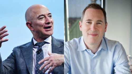 Andy Jassy inherits Amazon from Jeff Bezos: Changes & Challenges