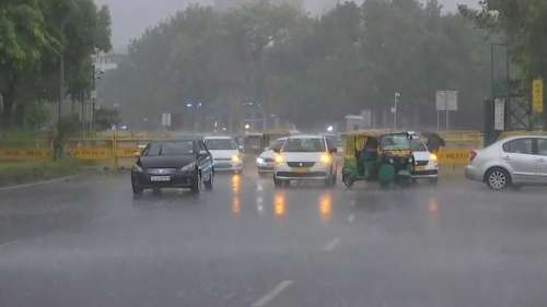 Several parts of India to receive heavy rainfall over the next 6-7 days: IMD