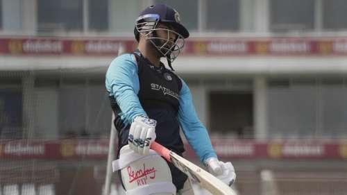 Rishabh Pant, Team India return to training ahead of England Test series