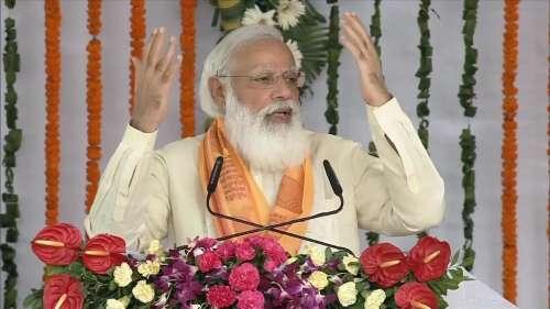 PM's lavish praise for Yogi