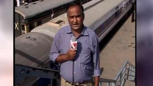 'कराची से'...वीडियो के लिए मशहूर हुए Pak Reporter चांद नवाब की चांदी, इतने में नीलाम हो रहा है Video