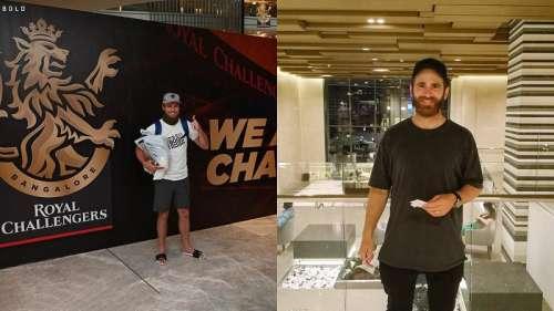IPL 2021: AB de Villiers joins RCB camp in Dubai, Kane Williamson back with SRH