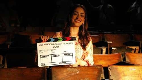 Yami Gautam starts shooting for nextfilm 'Lost', see pics