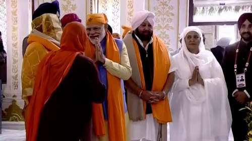 Kartarpur Corridor: पंजाब CM अमरिंदर सिंह ने PM मोदी को लिखा पत्र, करतारपुर कॉरिडोर खोलने की लगाई गुहार