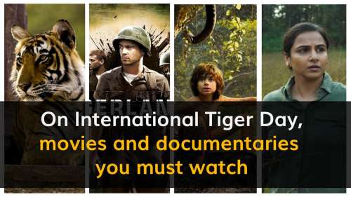 On International Tiger Day, movies and documentaries you must watch