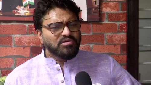 बंगाल चुनाव: फेसबुक पोस्ट में बाबुल सुप्रियो ने दीदी को कहा 'क्रूर महिला', बाद में पोस्ट हटा दी