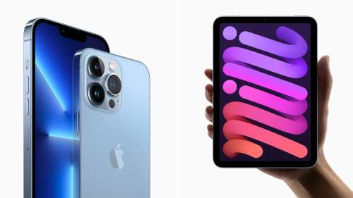Apple Event 2021: iPhone 13 series launched alongside Watch Series 7, iPad (9th gen) and new iPad mini