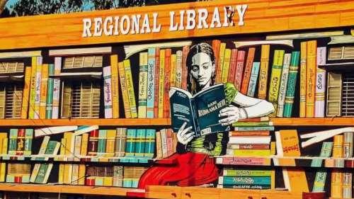 Regional libraries in Telangana's Warangal get a makeover
