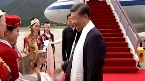 अमेरिकी सांसद का चीनी राष्ट्रपति के तिब्बत दौरे पर प्रतिक्रिया, कहा: भारत के लिए बड़ा खतरा