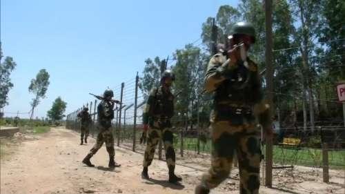 कोरोना पॉजिटिव मिला BSF का अधिकारी, ADG और IG से भी की थी मुलाकात