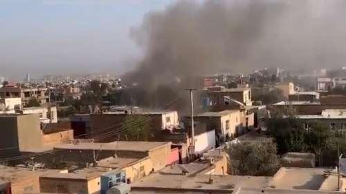 Rocket Attack in Kabul: रिहायशी इलाके में रॉकेट गिरने के बाद धमाका, अमेरिका का ISIS-K पर ड्रोन अटैक