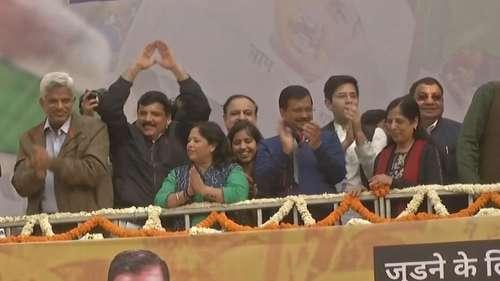 जानिए... दिल्ली में सबसे ज्यादा और सबसे कम अंतर वाली जीत