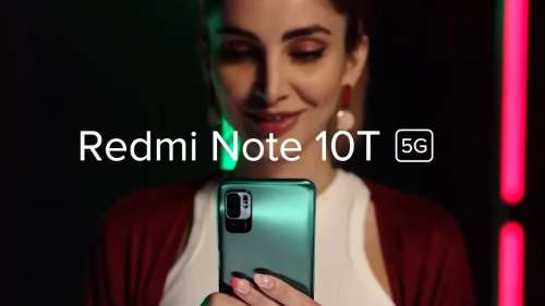 Redmi Note 10T 5G launched in India: check price, specs & features