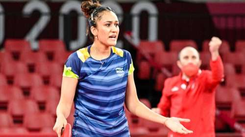Manika Batra left out of India's squad for Asian TT Championships