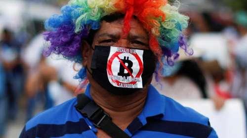 El Salvador Protest: 'No to Bitcoin' slogan gains traction as President faces backlash