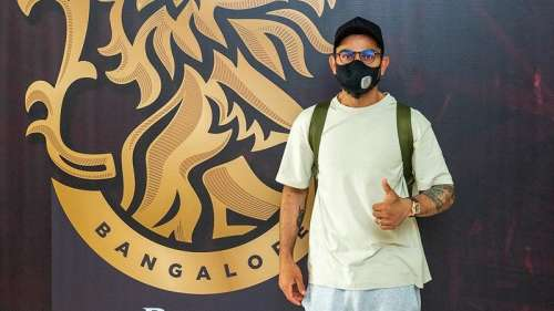 Unfortunate that we ended up in IPL early: Kohli upon reaching UAE