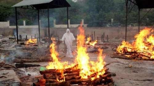 मध्य प्रदेश में कोरोना के कारण सरकारी आंकड़े से 40 गुना अधिक मौतें: CRS